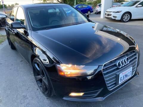 2013 Audi A4 for sale at Sac River Auto in Davis CA