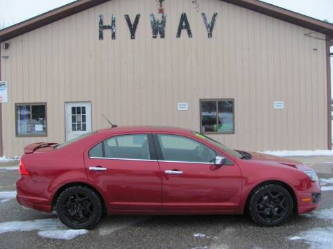 2010 Ford Fusion for sale at HyWay Auto Sales in Holland MI