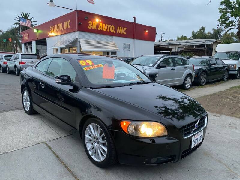 2009 Volvo C70 for sale at 3K Auto in Escondido CA