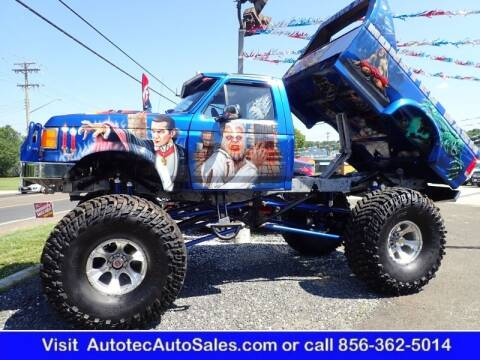 1988 Ford F-350 for sale at Autotec Auto Sales in Vineland NJ