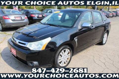 2009 Ford Focus for sale at Your Choice Autos - Elgin in Elgin IL