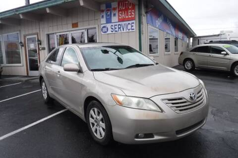 2007 Toyota Camry for sale at 777 Auto Sales and Service in Tacoma WA