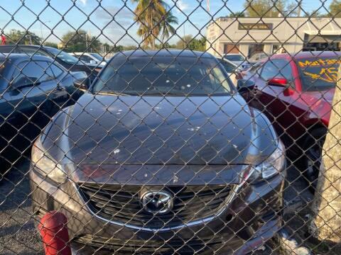 2016 Mazda MAZDA6 for sale at America Auto Wholesale Inc in Miami FL