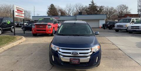 2012 Ford Edge for sale at Downing Auto Sales in Des Moines IA