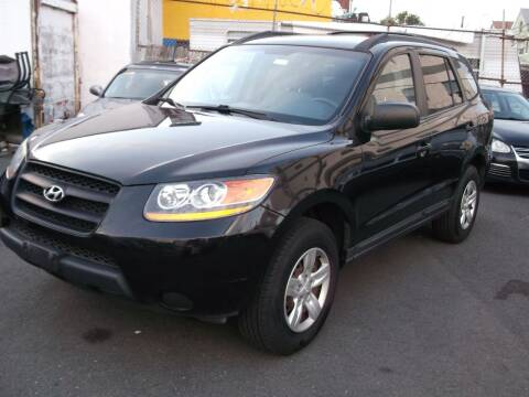 2009 Hyundai Santa Fe for sale at Topchev Auto Sales in Elizabeth NJ