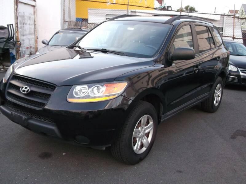 2009 Hyundai Santa Fe for sale at Topchev Auto Sales in Elizabeth NJ