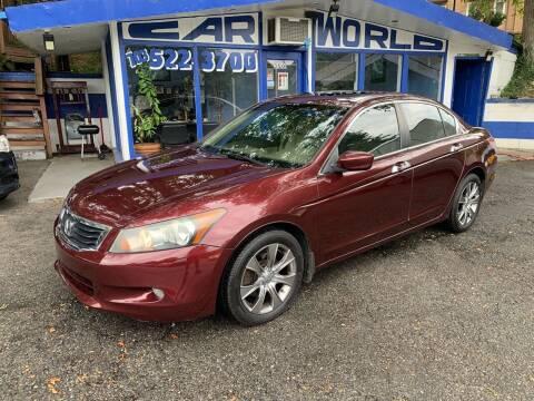 2008 Honda Accord for sale at Car World Inc in Arlington VA