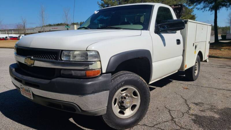 2001 Chevrolet Silverado 2500HD for sale at Global Imports Auto Sales in Buford GA