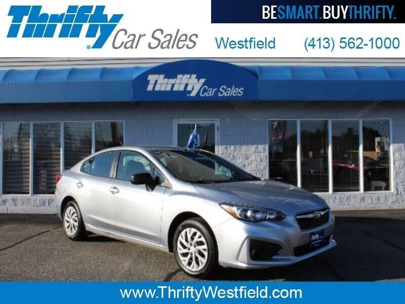 2019 Subaru Impreza for sale at Thrifty Car Sales Westfield in Westfield MA