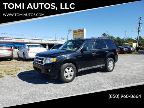 2010 Ford Escape for sale at TOMI AUTOS, LLC in Panama City FL