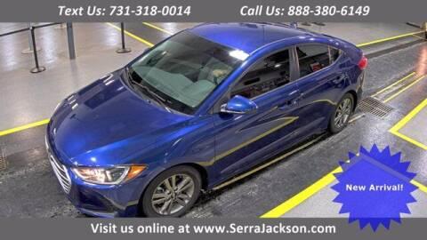 2018 Hyundai Elantra for sale at Serra Of Jackson in Jackson TN