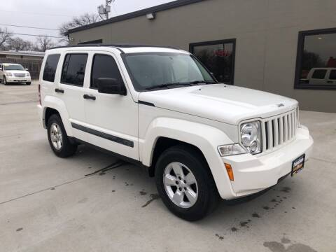 2010 Jeep Liberty for sale at Tigerland Motors in Sedalia MO