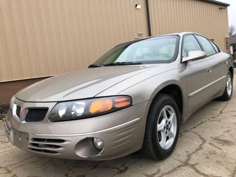 2001 Pontiac Bonneville for sale at Prime Auto Sales in Uniontown OH