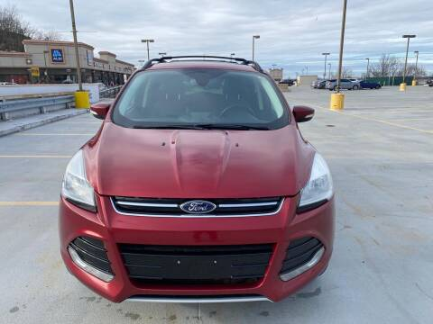 2013 Ford Escape for sale at JG Auto Sales in North Bergen NJ