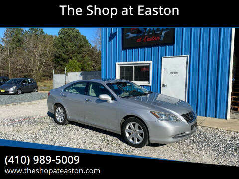 2008 Lexus ES 350 for sale at The Shop at Easton in Easton MD