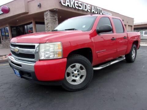 2009 Chevrolet Silverado 1500 for sale at Lakeside Auto Brokers Inc. in Colorado Springs CO