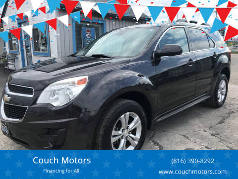 2014 Chevrolet Equinox for sale at Couch Motors in Saint Joseph MO