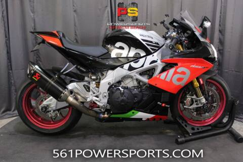 2018 Aprilia RSV4 RF for sale at Powersports of Palm Beach in Hollywood FL
