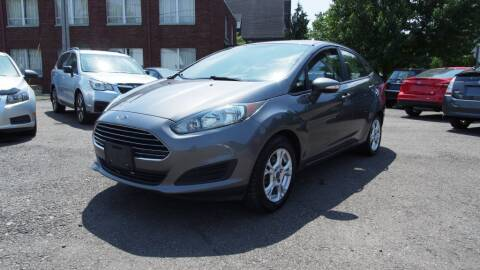 2014 Ford Fiesta for sale at Just In Time Auto in Endicott NY