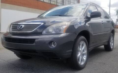 2008 Lexus RX 400h for sale at Atlanta's Best Auto Brokers in Marietta GA