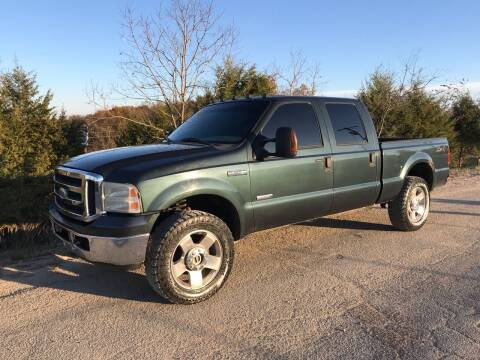 2005 Ford F-250 Super Duty for sale at BARKLAGE MOTOR SALES in Eldon MO