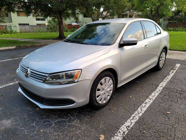 2012 Volkswagen Jetta for sale at Fort Lauderdale Auto Sales in Fort Lauderdale FL