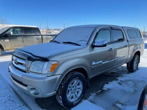 2006 Toyota Tundra for sale at Truck Buyers in Magrath AB