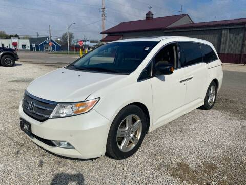 2012 Honda Odyssey for sale at Davidson Auto Deals in Syracuse IN