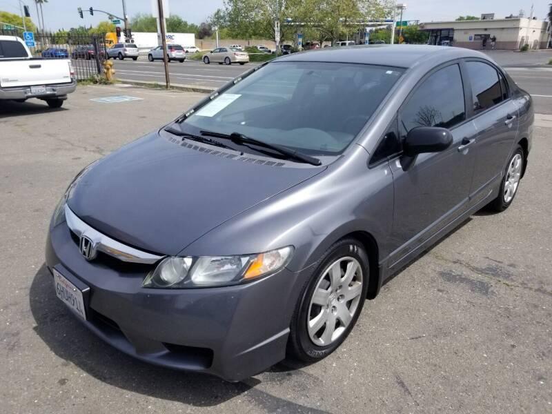2009 Honda Civic for sale at California Auto Deals in Sacramento CA