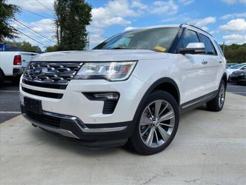 2018 Ford Explorer for sale at iDeal Auto in Raleigh NC