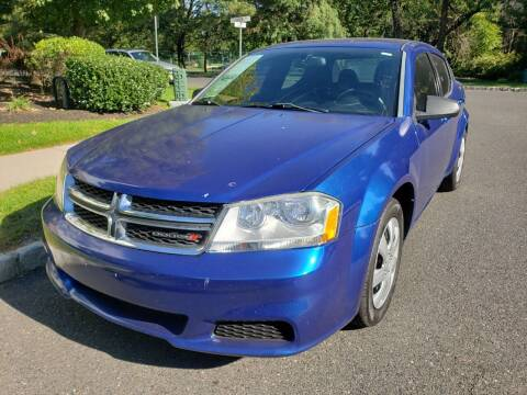 2013 Dodge Avenger for sale at DISTINCT IMPORTS in Cinnaminson NJ