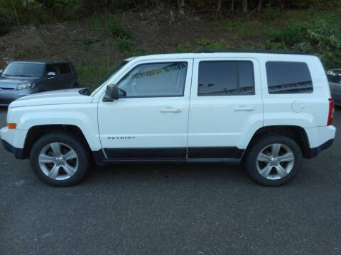 2011 Jeep Patriot for sale at Ricciardi Auto Sales in Waterbury CT