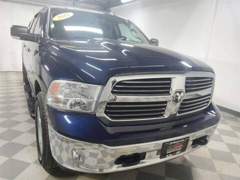 2016 RAM Ram Pickup 1500 for sale at Mr. Car City in Brentwood MD