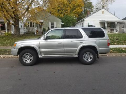 1999 Toyota 4Runner for sale at REM Motors in Columbus OH