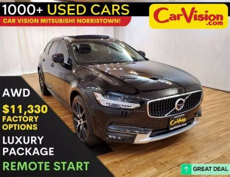 2018 Volvo V90 Cross Country for sale at Car Vision Buying Center in Norristown PA