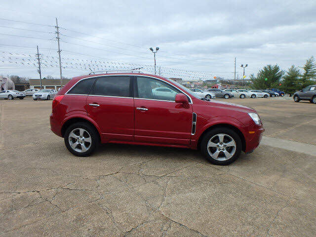 2014 Chevrolet Captiva Sport for sale at BLACKWELL MOTORS INC in Farmington MO
