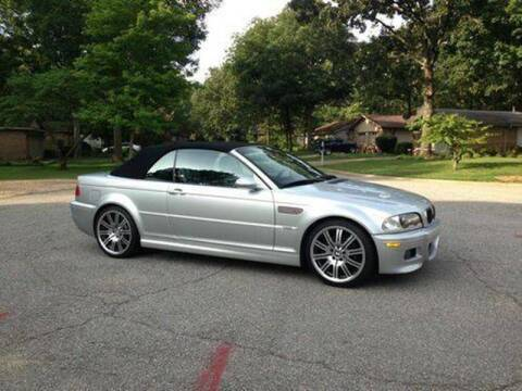 2004 BMW M3 for sale at LAKE CITY AUTO SALES in Forest Park GA
