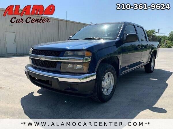 2005 Chevrolet Colorado for sale at Alamo Car Center in San Antonio TX