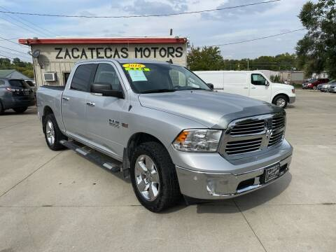 2016 RAM Ram Pickup 1500 for sale at Zacatecas Motors Corp in Des Moines IA