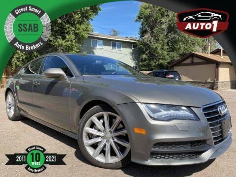 2014 Audi A7 for sale at Street Smart Auto Brokers in Colorado Springs CO