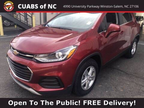 2019 Chevrolet Trax for sale at Summit Credit Union Auto Buying Service in Winston Salem NC