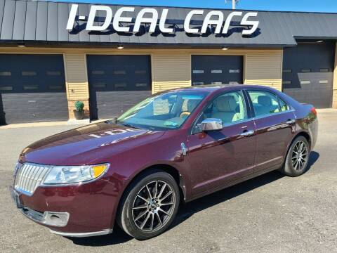 2011 Lincoln MKZ for sale at I-Deal Cars in Harrisburg PA