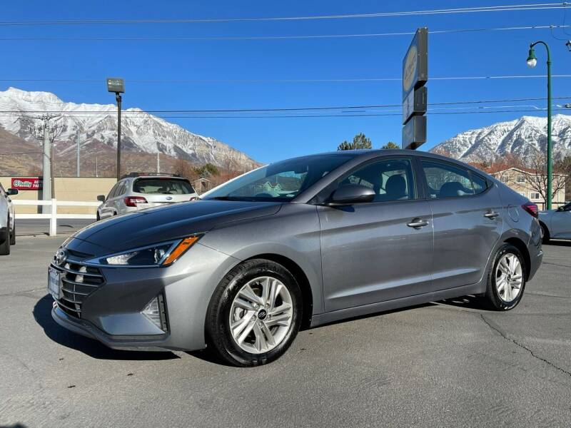 2020 Hyundai Elantra for sale at Ultimate Auto Sales Of Orem in Orem UT