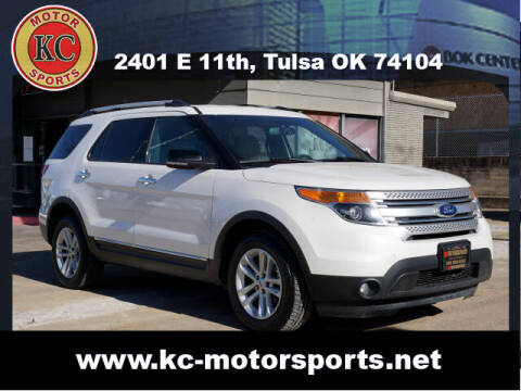 2013 Ford Explorer for sale at KC MOTORSPORTS in Tulsa OK