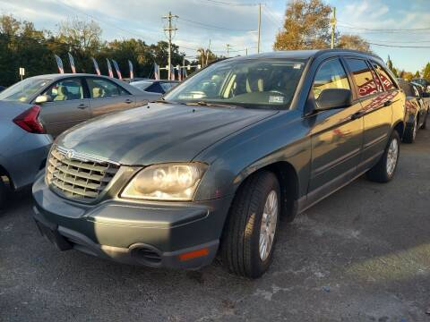 2006 Chrysler Pacifica for sale at P J McCafferty Inc in Langhorne PA