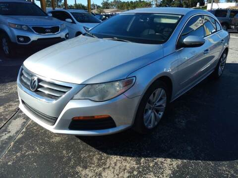 2011 Volkswagen CC for sale at Autos by Tom in Largo FL