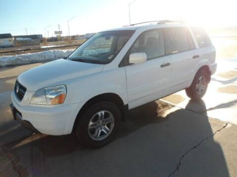 2004 Honda Pilot for sale at Twin City Motors in Scottsbluff NE