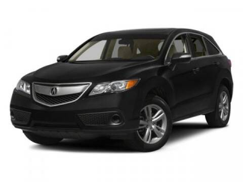 2015 Acura RDX for sale at SPRINGFIELD ACURA in Springfield NJ