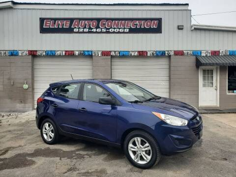 2010 Hyundai Tucson for sale at Elite Auto Connection in Conover NC