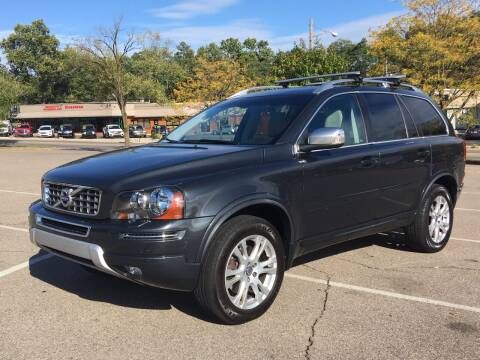 2013 Volvo XC90 for sale at Borderline Auto Sales in Loveland OH